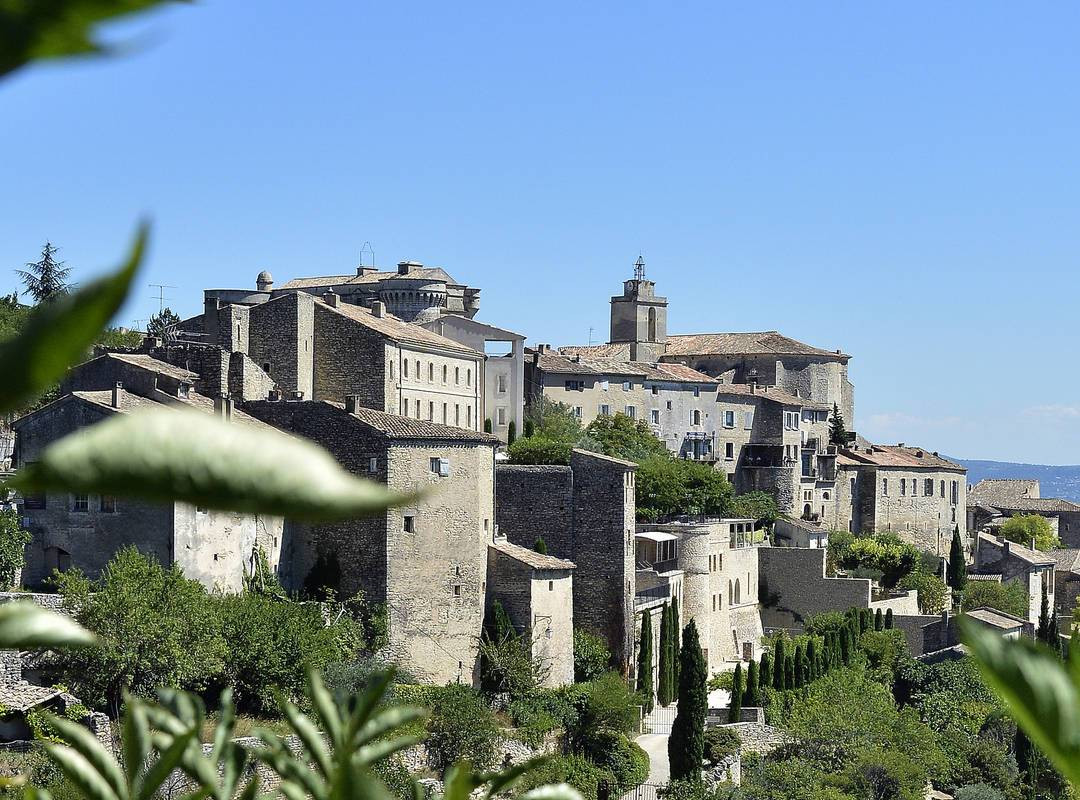 Guided tours in Provence charming hotel Les Bories
