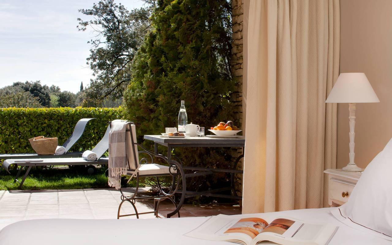 Vacances au soleil hôtel de luxe 5 étoiles les Bories