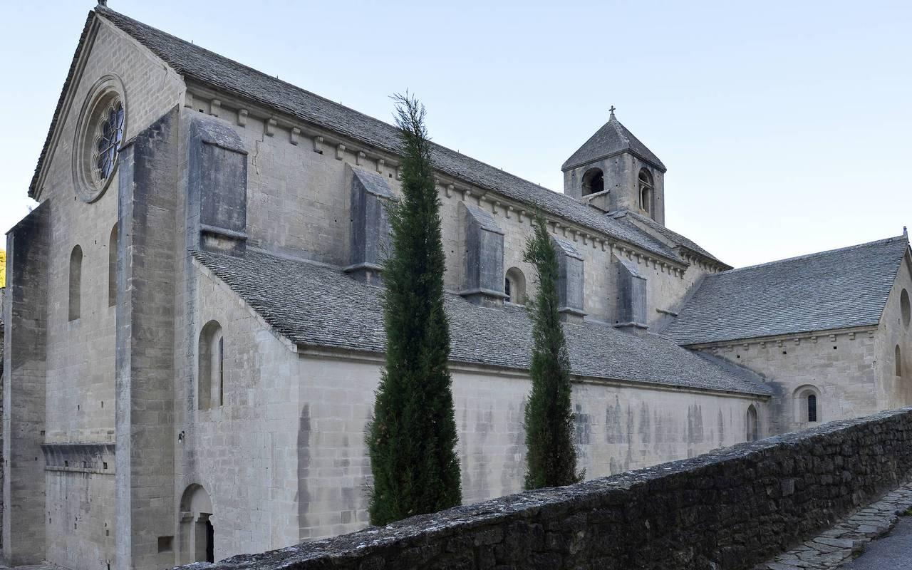 Visites touristiques hôtel Les Bories à Gordes